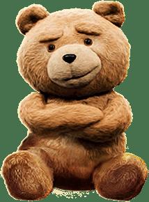 El personaje de Ted Megaways