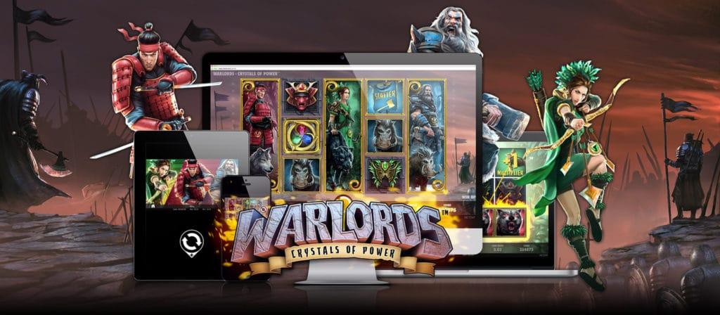 Warlords Crystals of Power Dispositivos