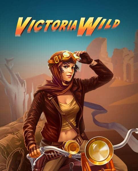 Victoria Wild póster