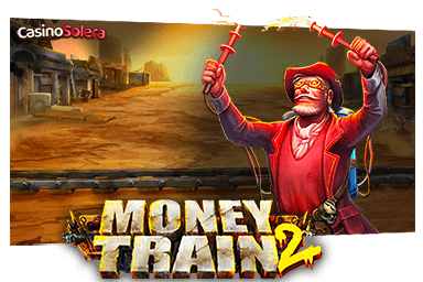 Máquina tragaperras online Money Train 2 de Relax Gaming